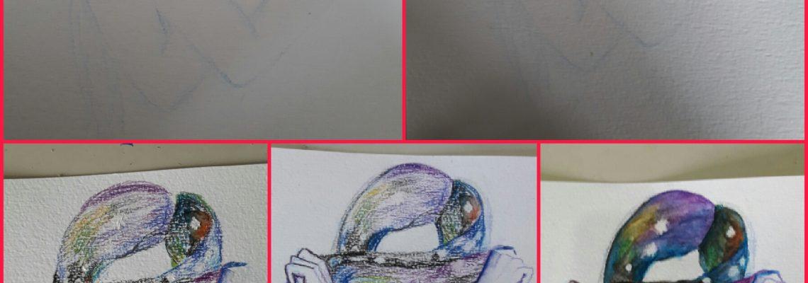 Suluboya çizimlerim